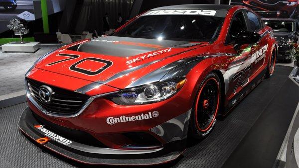 Mazda 6 24 Hours of Daytona Race Car