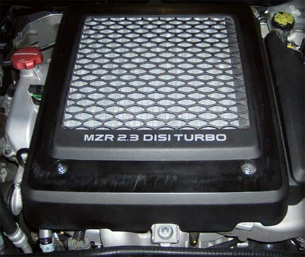 Mazda DISI engine