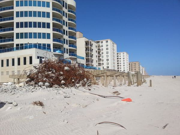 Lido Beach Boardwalk
