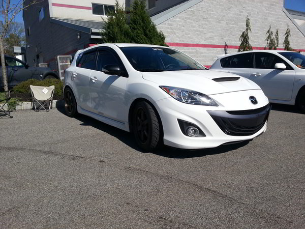 Steve Kritzberg's Fastest stock turbo Mazdaspeed 3