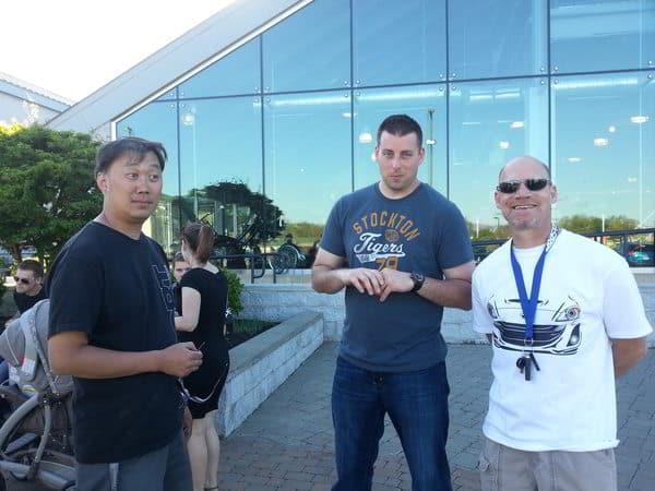 Storm, Joel and Kritz