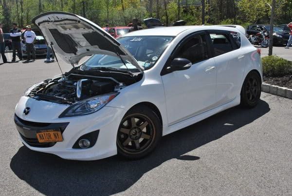 CorkSport Sponsored Mazdaspeed 3
