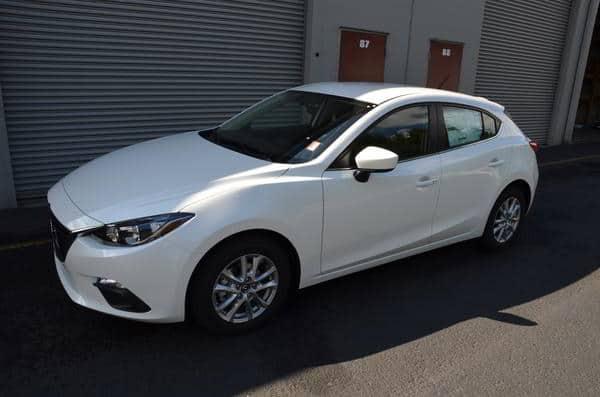 CorkSport Mazda 3 SkyActiv