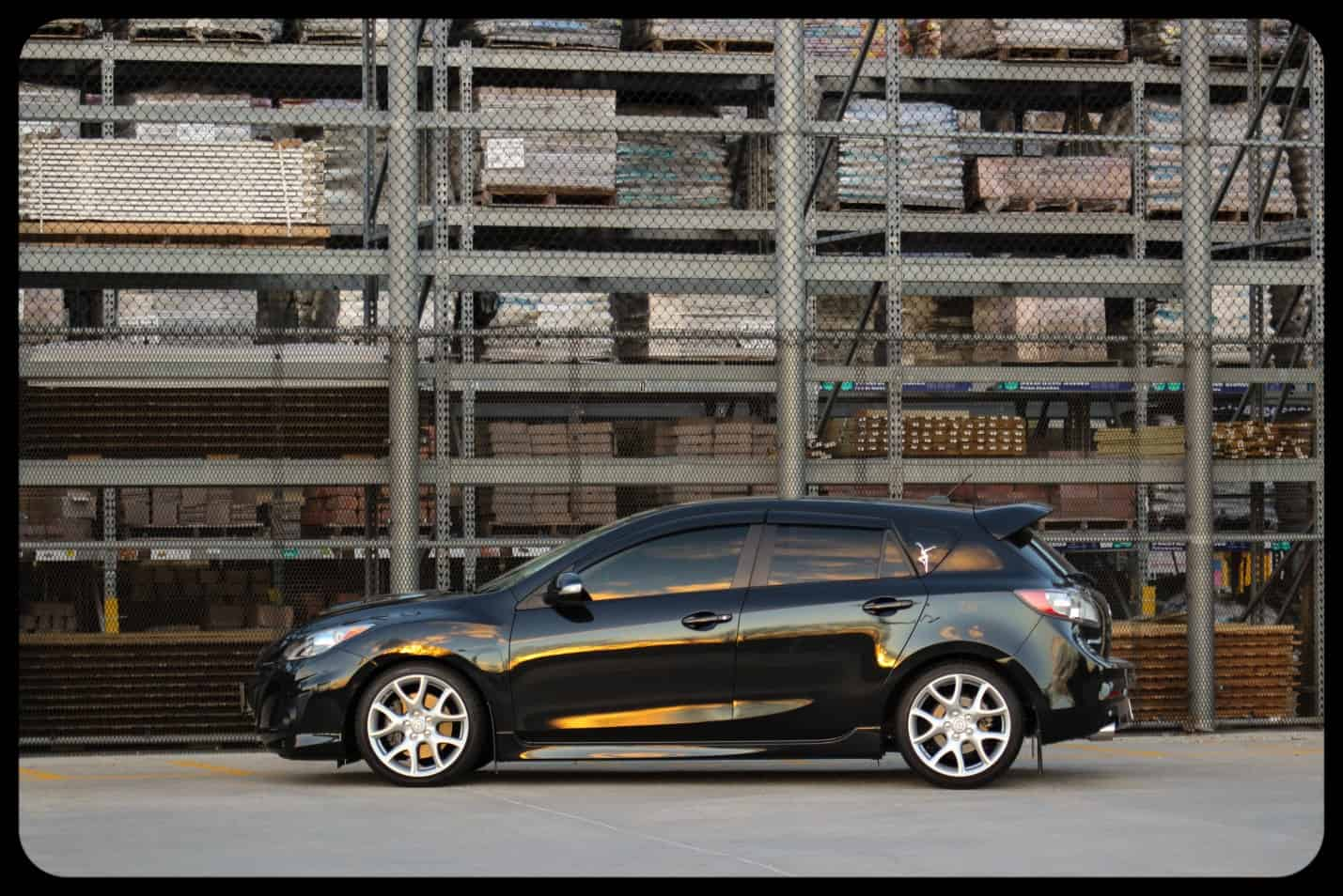 Joe-Perry-2011-Mazdaspeed-3-CorkSport-Featured-Mazda-Speed-3-Car-SideShot