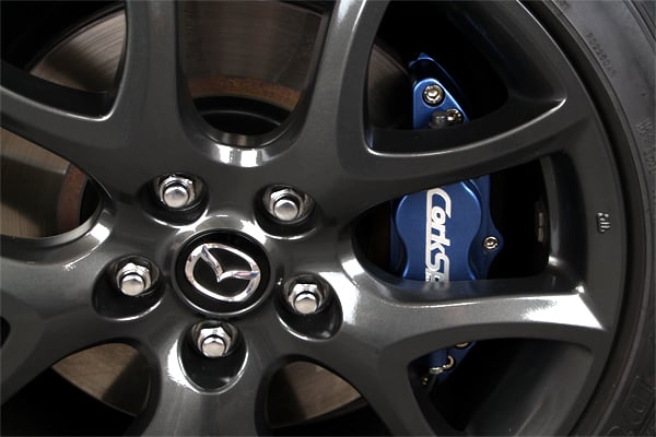 Mazdaspeed 6 Big Brake Kit -