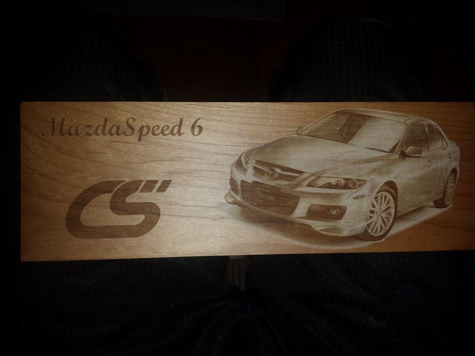 Wood Burn CorkSport