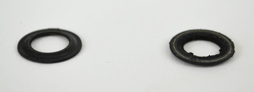 Seals-Rail-Intake-Manifold-CorkSport-Berrylium-Copper-Original-Injector-OEM-used