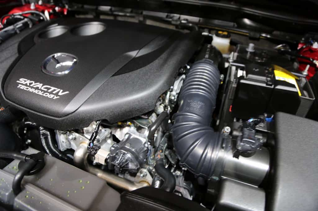 SkyActiv Diesel