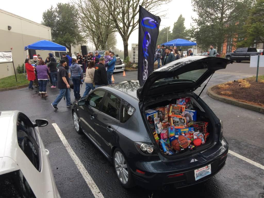 Mazda Toy Drive