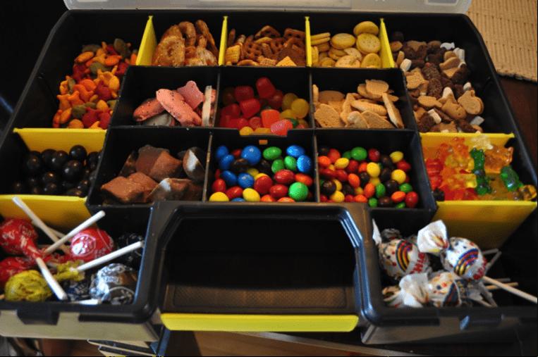 Candy Organizer