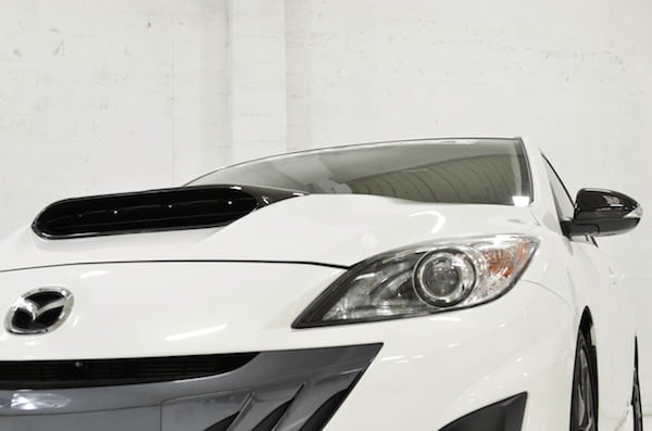 Increase Mazdaspeed 3 Cold Air Intake