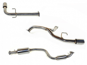 Mazda 3 Exhaust System