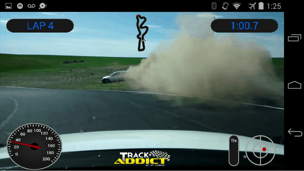 Motorcross Off Track