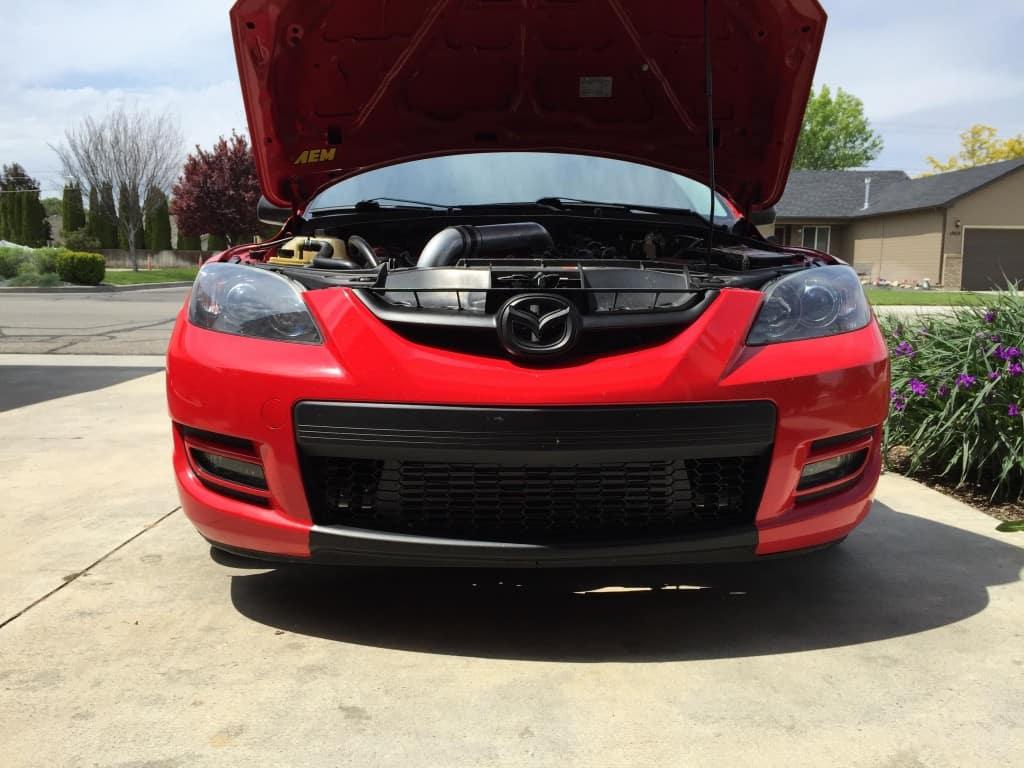 Luke McCarvel's Mazdaspeed 3