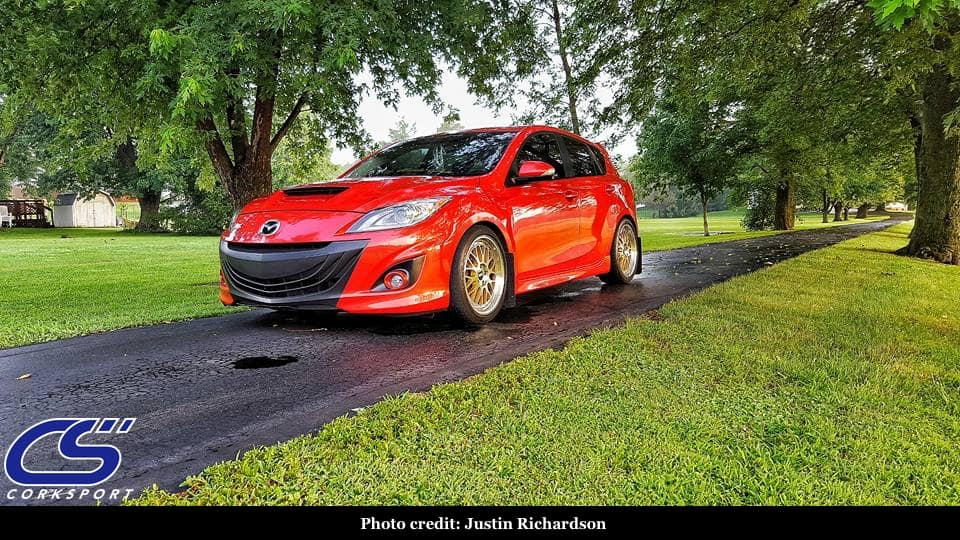 Keep your Mazda shine with regular waxes and detailing.