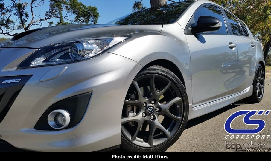 Keep your Mazda looking good all summer with these tips from CorkSport.