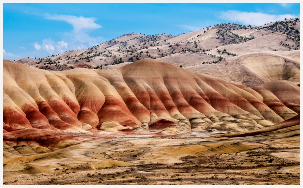 Oregon Painted Hills from Flickr