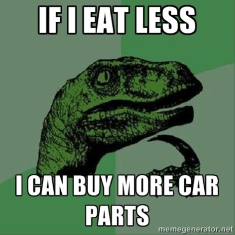 Car Parts Diet