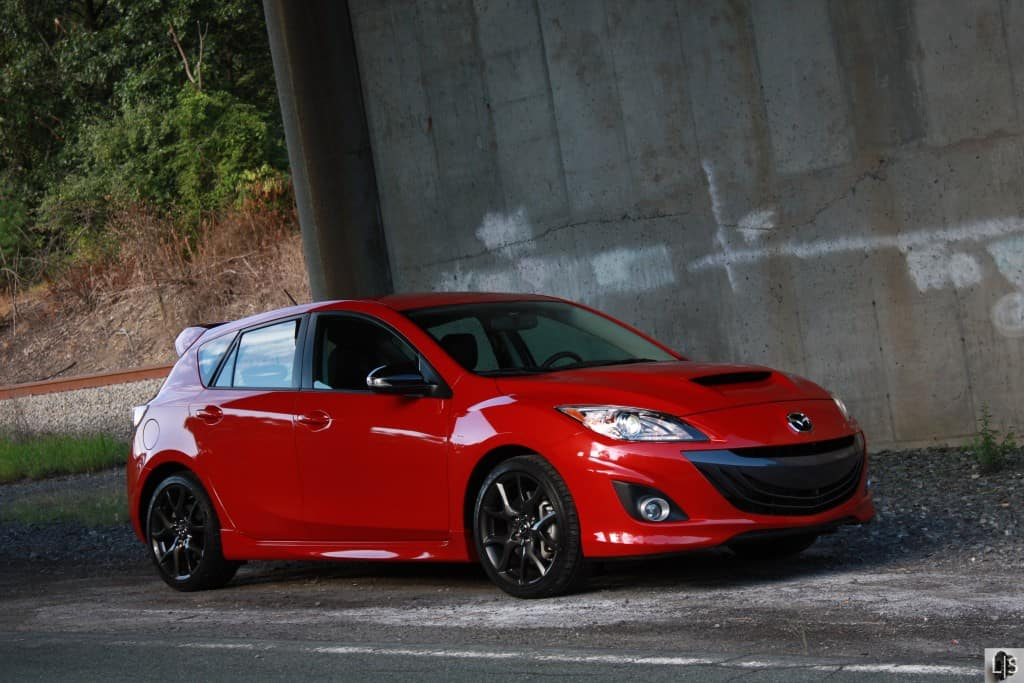 Gen 2 Mazdaspeed 3 from Limited Slip Blog