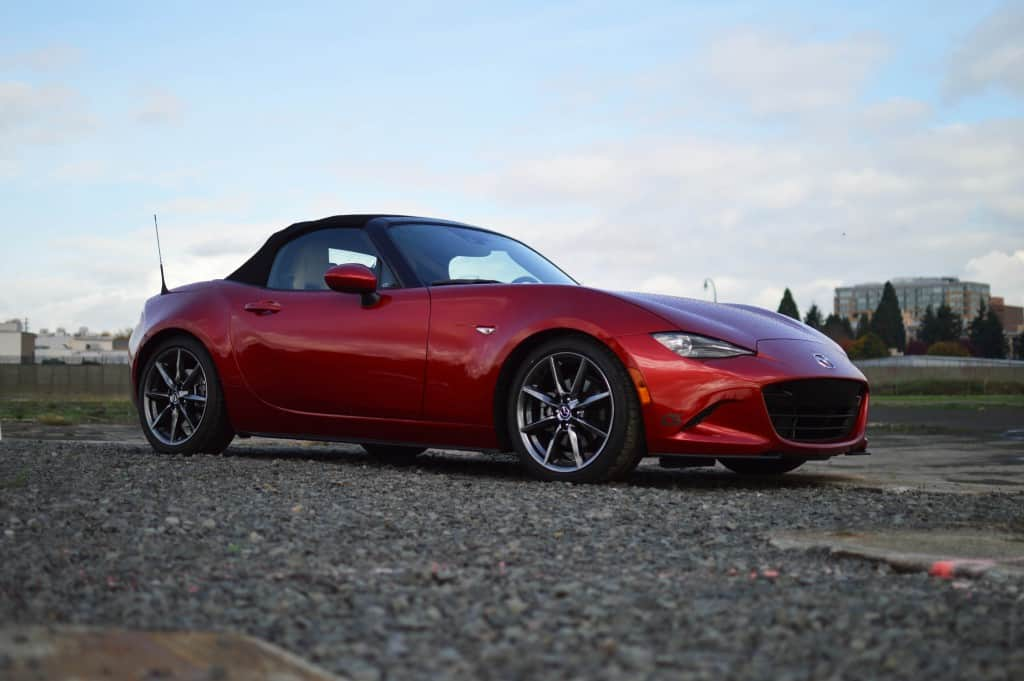 Enhance your 2016 MX5 driving experience with the CorkSport lowering spring.