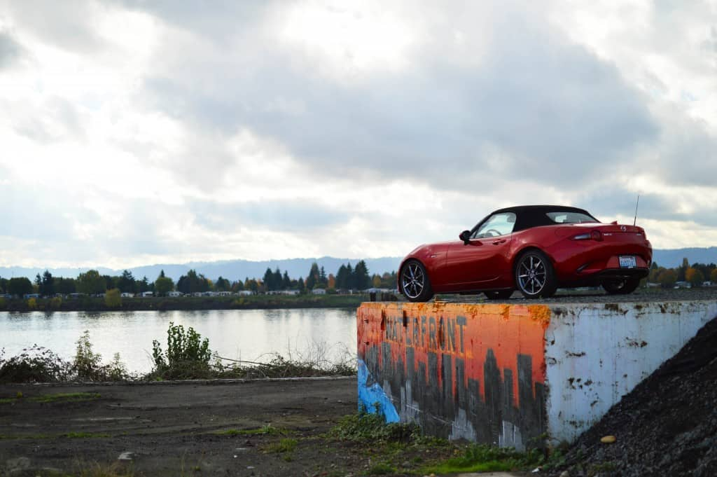 Give your new Miata an aggressive look and enhanced driving experience.
