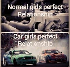 Car people relationship