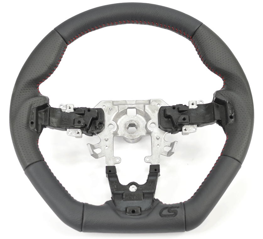 Upgrade your gen 2 Mazdasspeed 3 and Mazda 3 interior with the CorkSport Performance Steering Wheel.