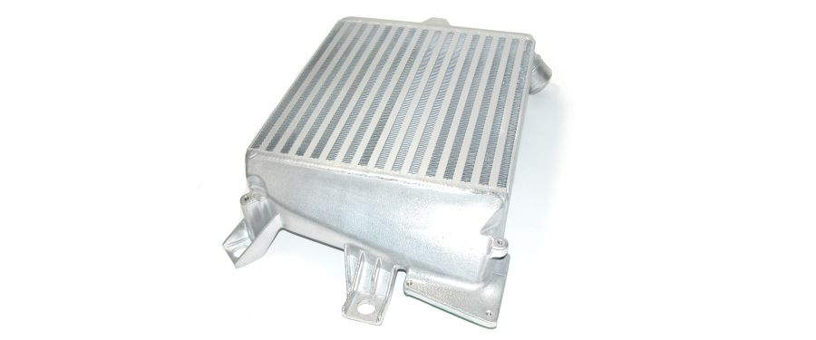 CorkSport Top Mount Intercooler
