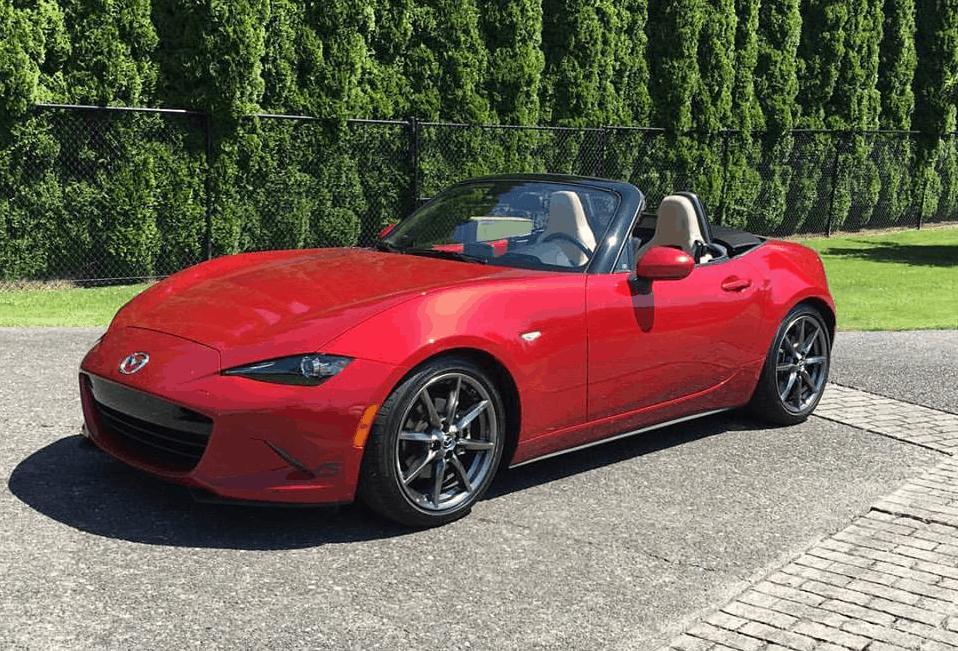 Mazda MX-5 | CorkSport