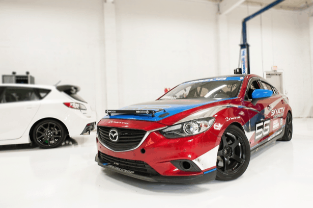 Four-Wheel Drive Mazda 6 | CorkSport Blog