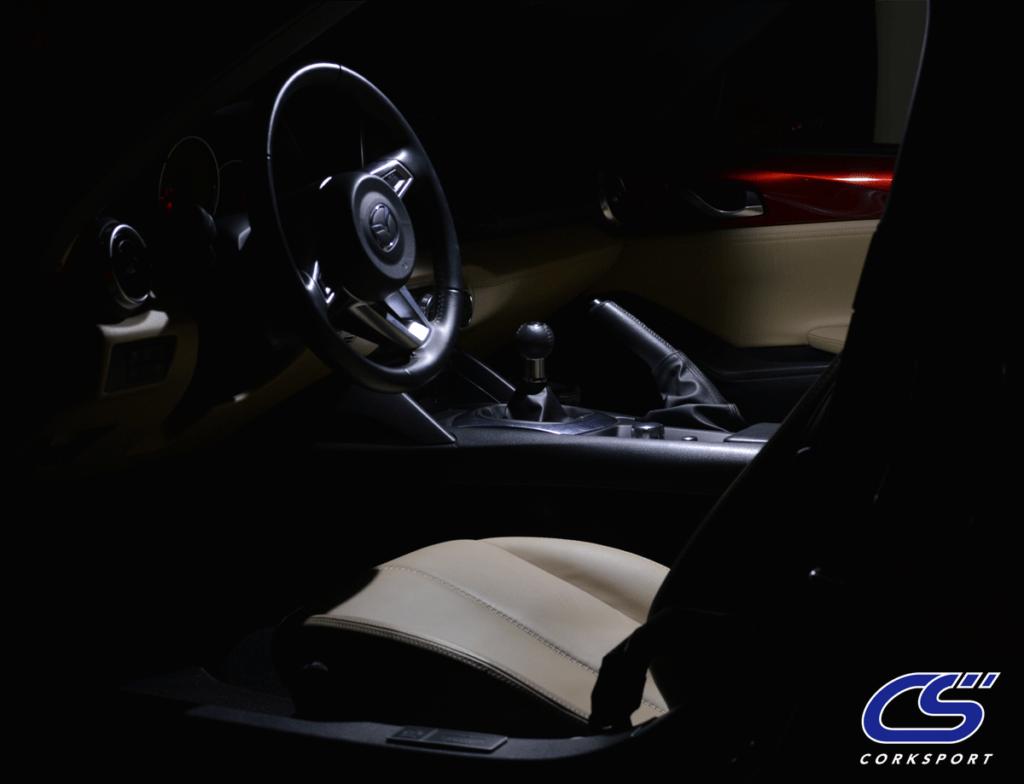 Mazda Miata Lighting Kit | CorkSport