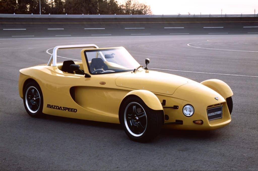 Mazdaspeed MS-007 | CorkSport