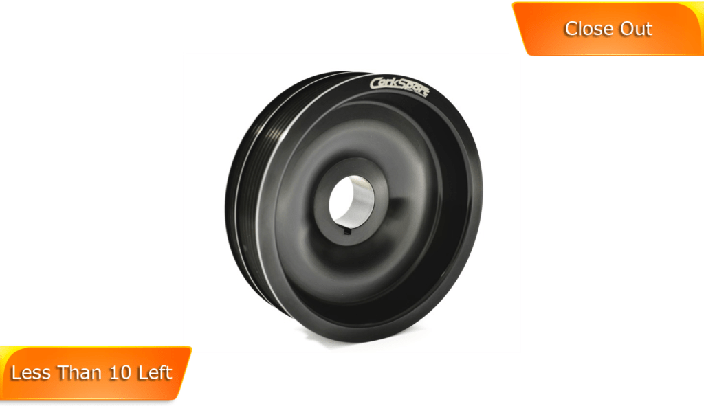 Mazda 3 Crankshaft Pulley