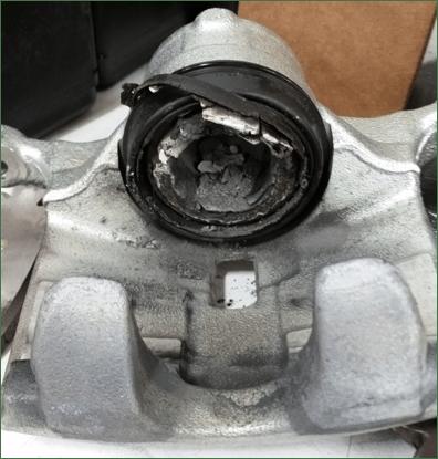 Mazda 3 Carnage