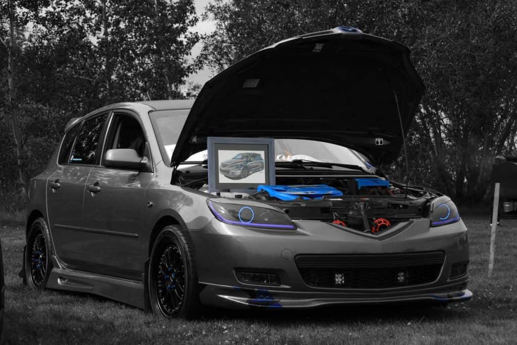 Mazda 3 CorkSport