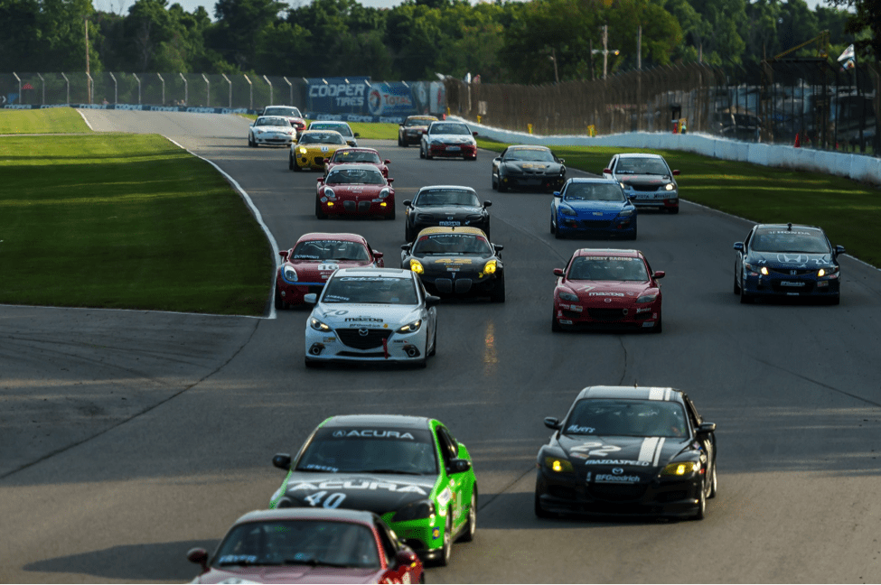"SCCA Runoff Corner Five ""Madness"""
