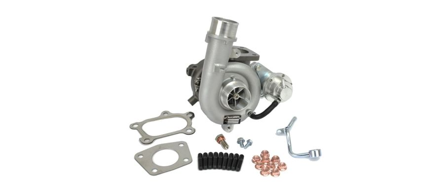 CorkSport Mazdaspeed3 Replacement Turbo