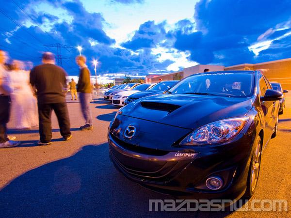 CorkSport 2010 MazdaSpeed 3