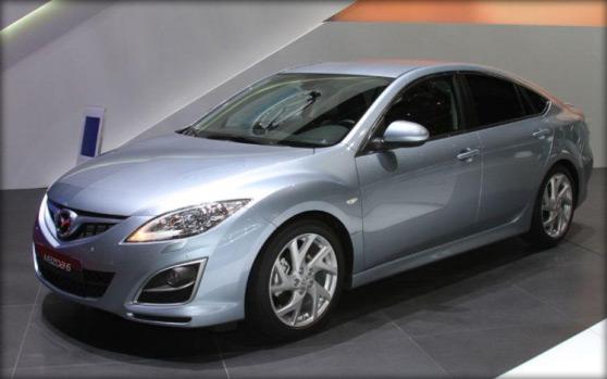2012 Mazda 6