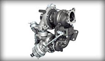 Mazda Sky-D Twin Turbos