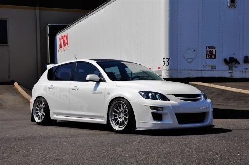 Mazdaspeed 3(1)