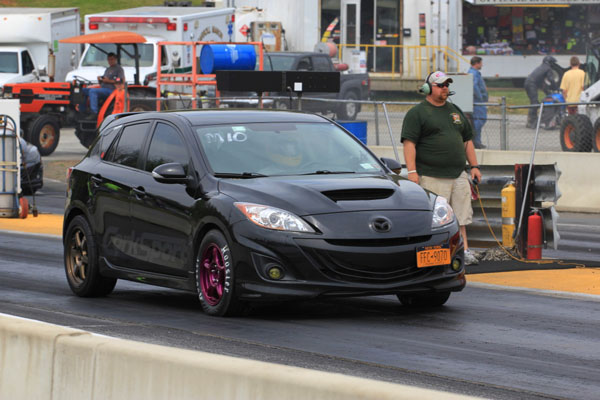 Featured Car Of The Month Kritz S Corksport Mazda