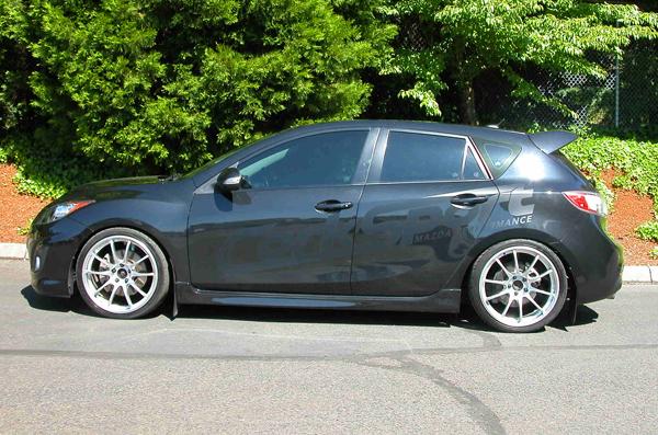 Project Mazdaspeed 3 Update Corksport Mazda Performance