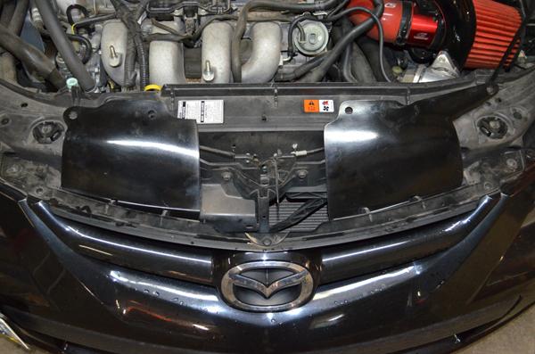 Product Release Corksport Gen 1 Mazdaspeed 3 Fmic